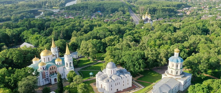 Chernihiv - one of the oldest cities of East Europe